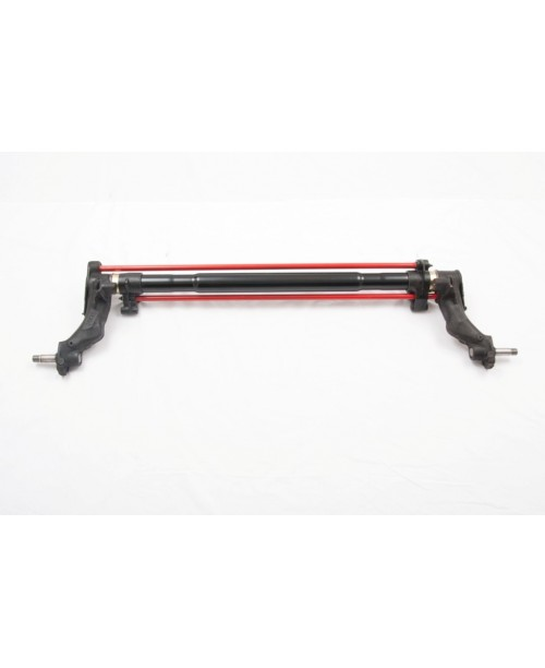 Refurbished Rear Axle, Xsara Hatch Drum with ABS